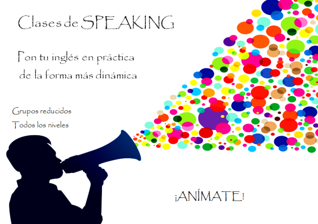 speaking photo